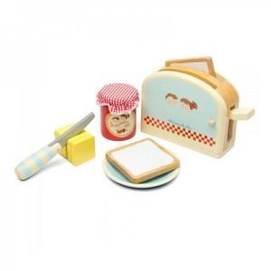 Toaster Le Toy Van LykkeLeg Trælegetøj